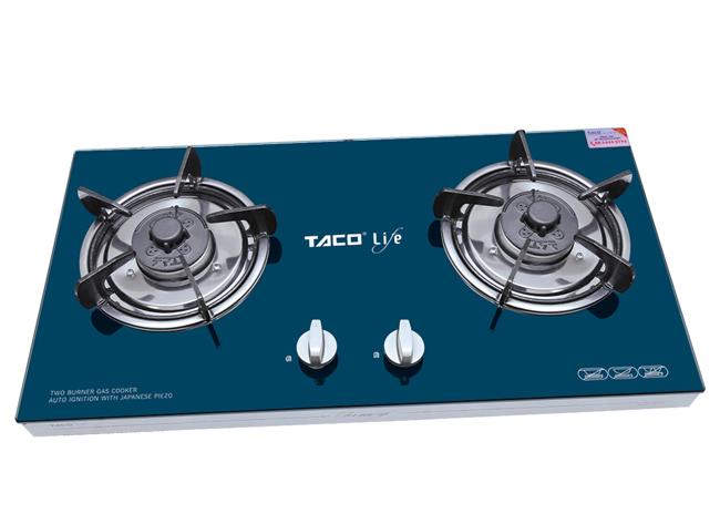 bếp gas khung hộp inox Taco LF-610