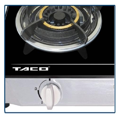 giá  Bếp gas khung inox Taco TC-662BG