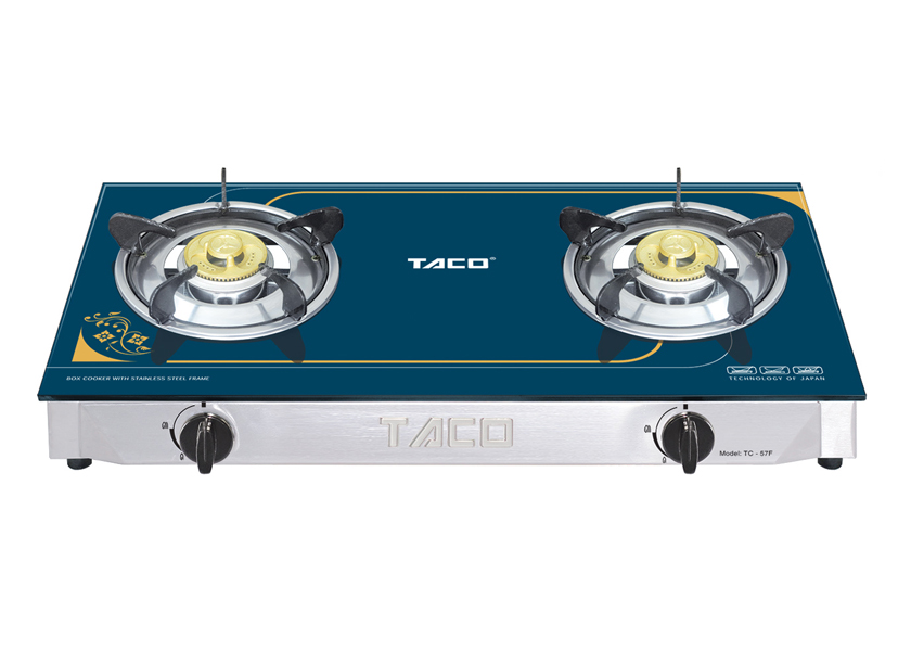 Đại lý Bếp gas taco TC-57F giá rẻ