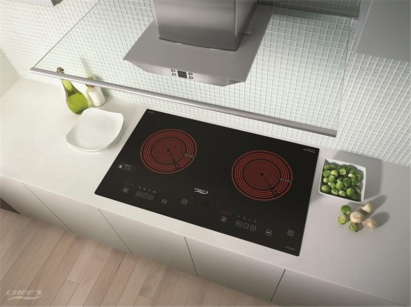 Bếp hồng ngoại đôi Chef's EH-DHL2000A