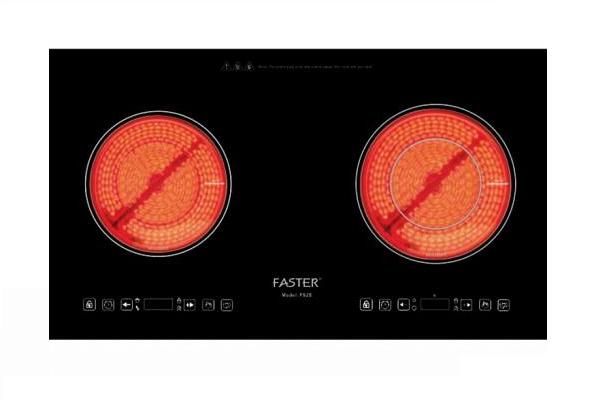 Bếp hồng ngoại đôi Faster FS-2E