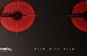 Bếp hồng ngoại đôi Sunhouse APB9902-3