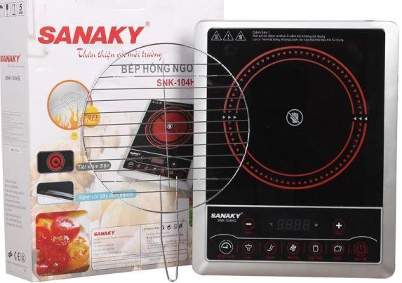 Bếp hồng ngoại Sanaky SNK-104HG-3