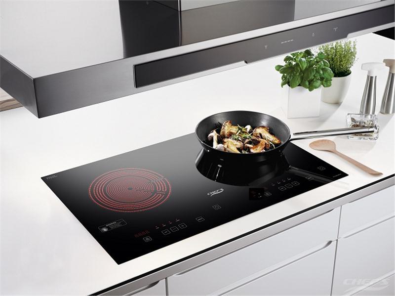 Bếp hồng ngoại và điện từ Chef's EH-MIX2000A