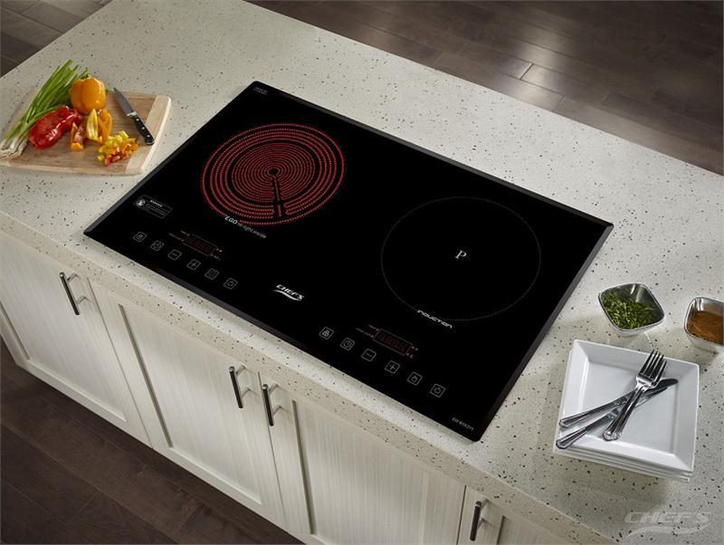 Bếp hồng ngoại và điện từ Chef's EH-MIX311