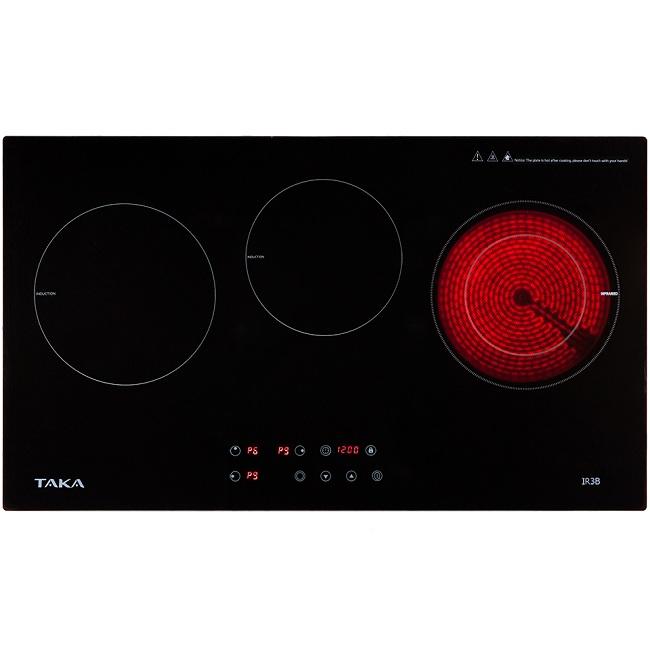 Bếp hồng ngoại và điện từ Taka TK-IR3B