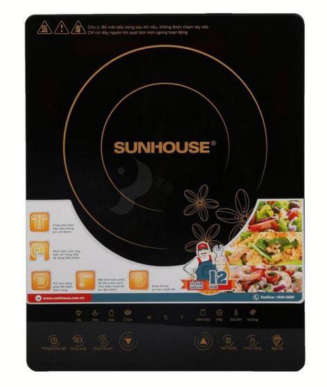 Bếp từ Sunhouse SHD6800-1