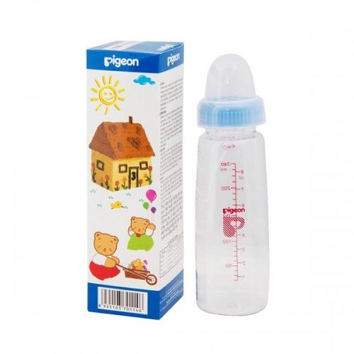 Bình sữa vuông Pigeon KP8 240ml