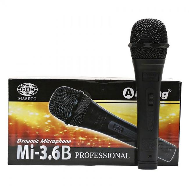 giá micro karaoke arirang mi-36b giá rẻ