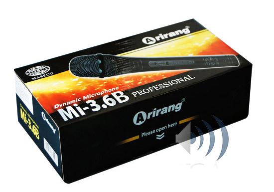 micro karaoke arirang mi-36b giá rẻ
