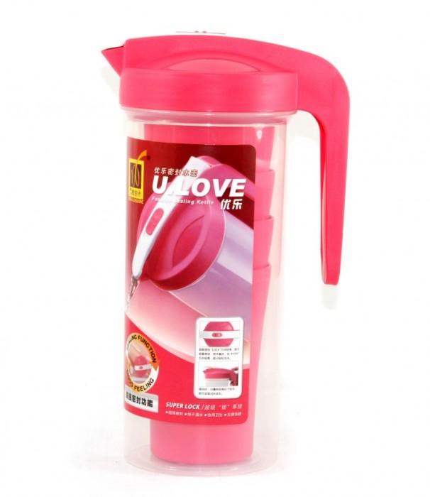 Bộ bình nhựa có 4 ly U.LOVE-5