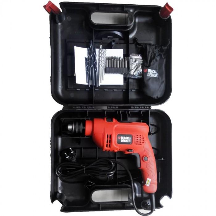 Bộ máy khoan Black&Decker KR504REKP20-B1