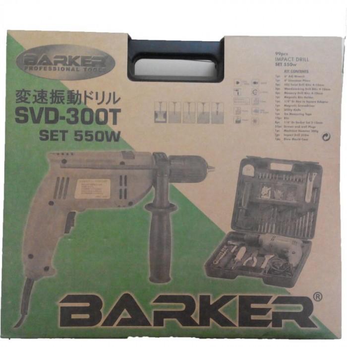 Bộ máy khoan búa Baker SVD-300T