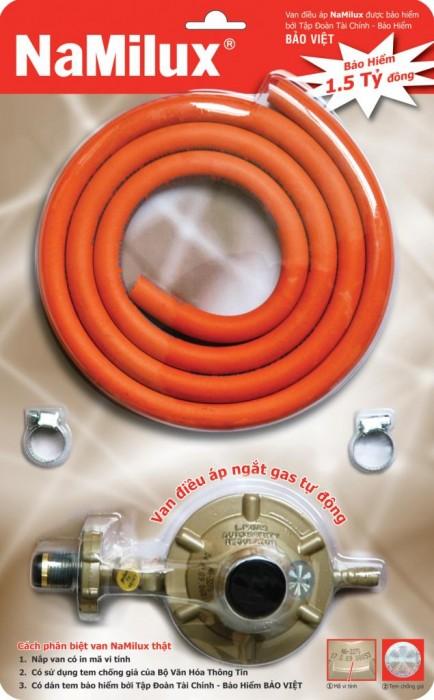 Bộ Van dây ngắt gas tự động NAMILUX