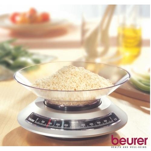 Cân chia thực phẩm Beurer KS05