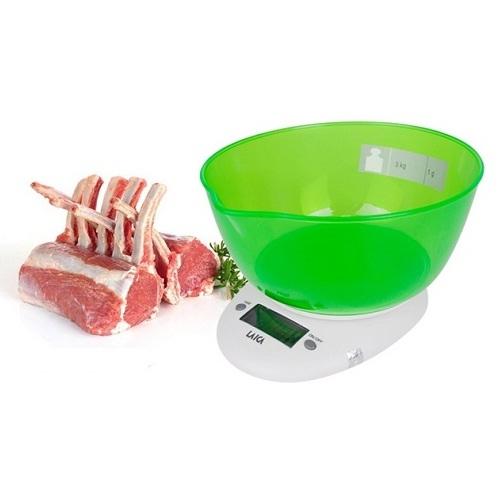 Cân thực phẩm điện tử Laica KS1016