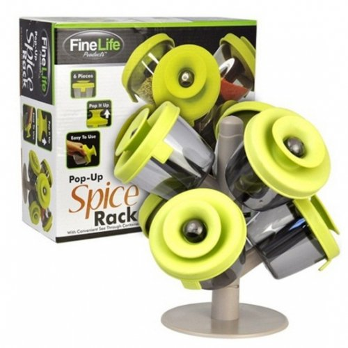 Cây gia vị 6 món Fine Life Spice Rack SR 06