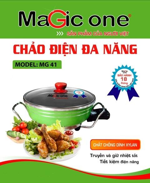 Chảo điện đa năng Magic One MG-41
