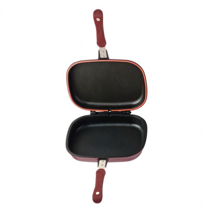 Chảo nướng đa năng hai mặt HAPPY COOK HC-2SCF