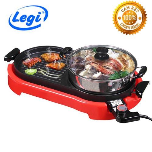 Chảo nướng đa năng Legi LG-69LO