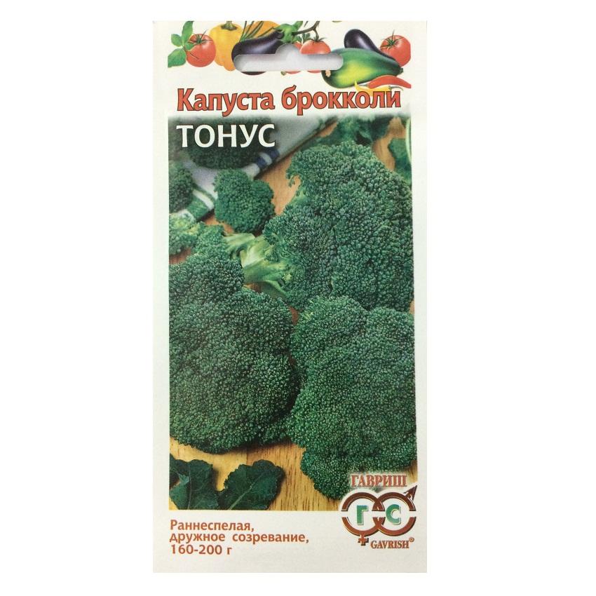 Hạt giống bông cải xanh Tone