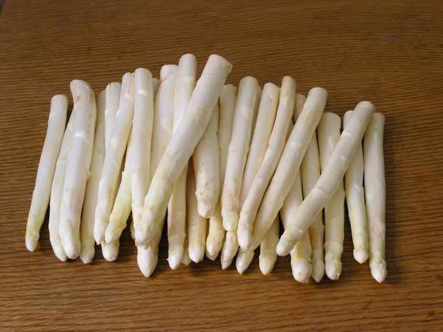 Hạt giống măng tây trắng