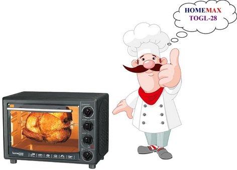Lò nướng Homemax TOGL-28