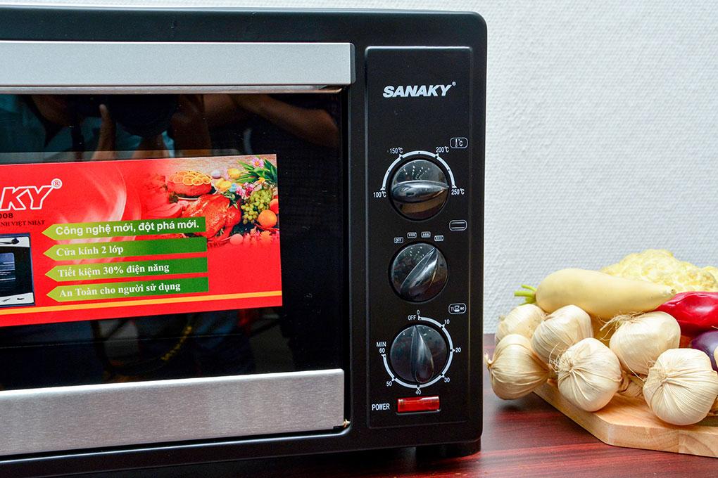 Lò nướng Sanaky VH-309N - 30L