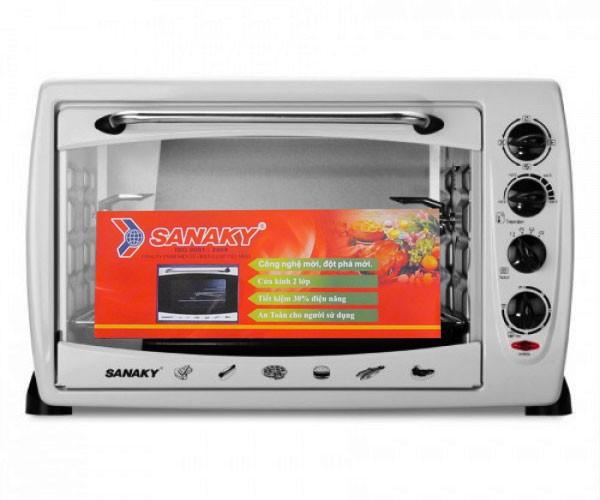 Lò nướng Sanaky VH-369B - 36L