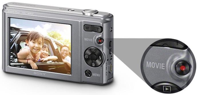 Máy ảnh KTS Sony Cybershot DSC-W810 - 20.1MP-2