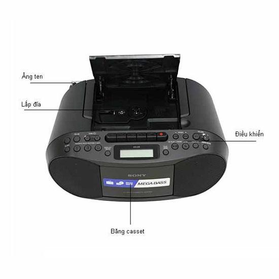 Mua Máy Cassette Sony CFD-S70