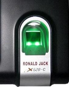 Máy chấm công RONALD JACK X628-C-1