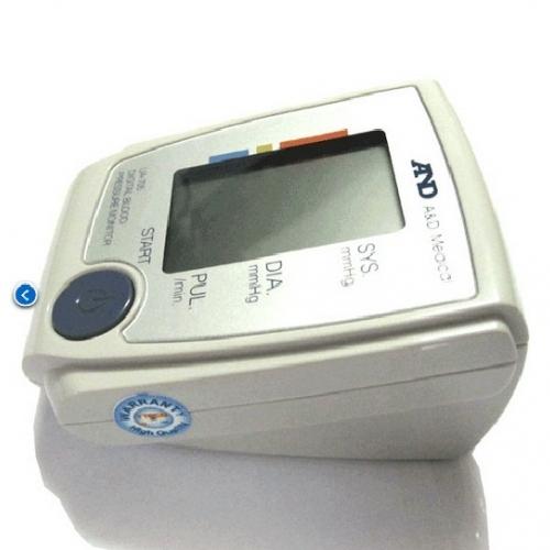 Máy đo huyết áp bắp tay AND UA 705