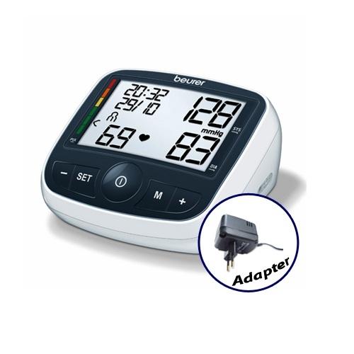 Máy đo huyết áp bắp tay Beurer BM40 (Có Adapter)