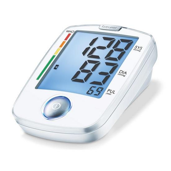 Máy đo huyết áp bắp tay Beurer BM44 (Có Adapter)