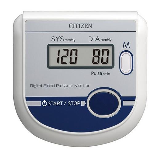 Máy đo huyết áp bắp tay Citizen CH-452 AC