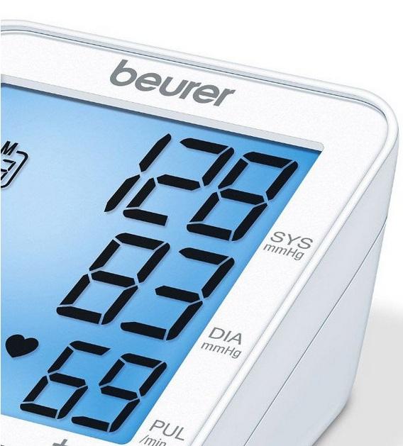 Máy đo huyết áp bắp tay có giọng nói Beurer BM49