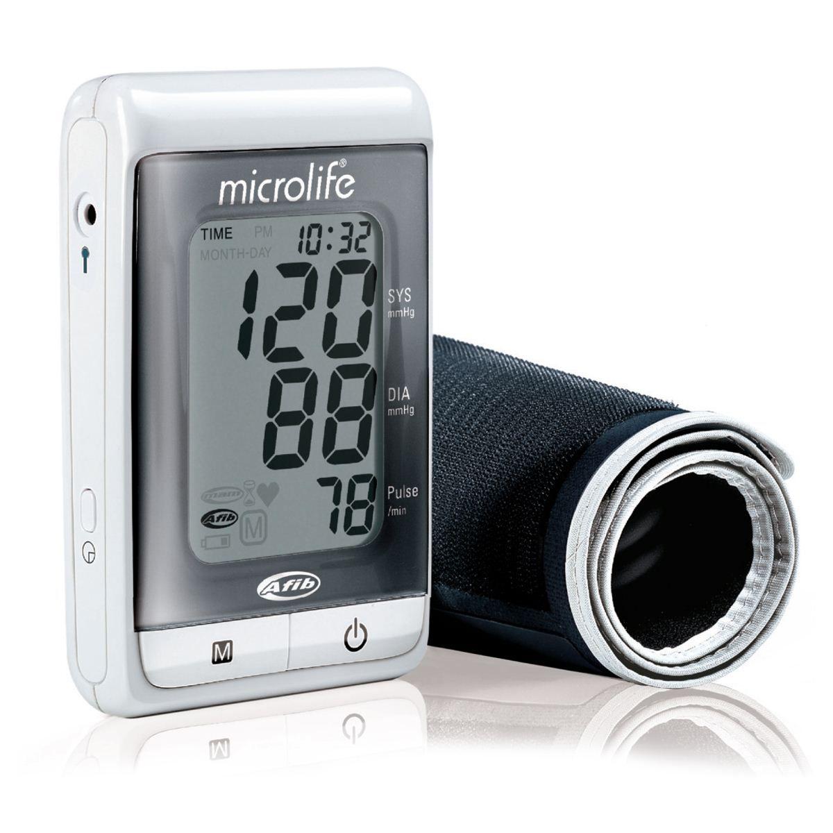 Máy đo huyết áp bắp tay Microlife BP A200