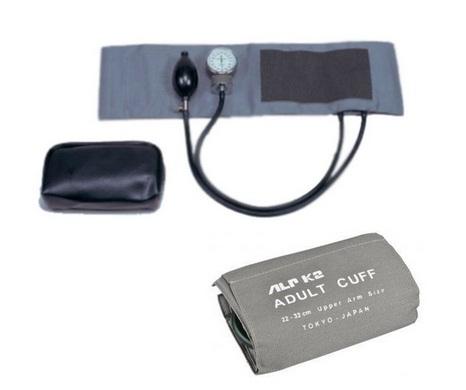Máy đo huyết áp cơ ALPK2 500V FT 801