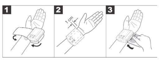 Máy đo huyết áp điện tử cổ tay Beurer BC32