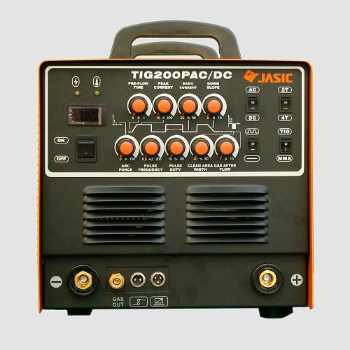 Mua Máy hàn điện tử Jasic TIG-200 PACDC (R60)