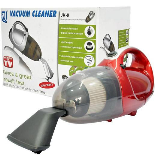 Máy hút bụi Vacuum Cleaner JK-8 ( Hút và thổi)
