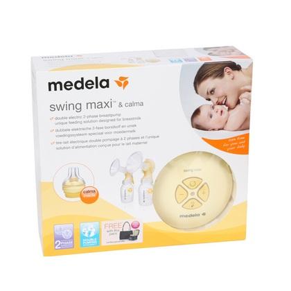 Máy hút sữa bằng điện đôi Medela Swing Maxi