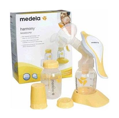Máy hút sữa bằng tay Harmony Medela