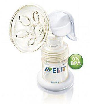 Máy hút sữa bằng tay Philips Avent BPA free