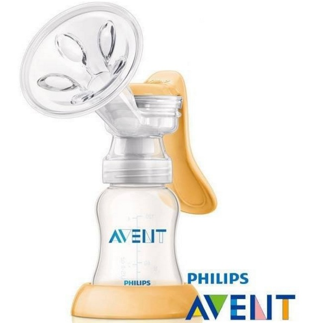 Máy hút sữa bằng tay Philips Avent Masstige 900.01