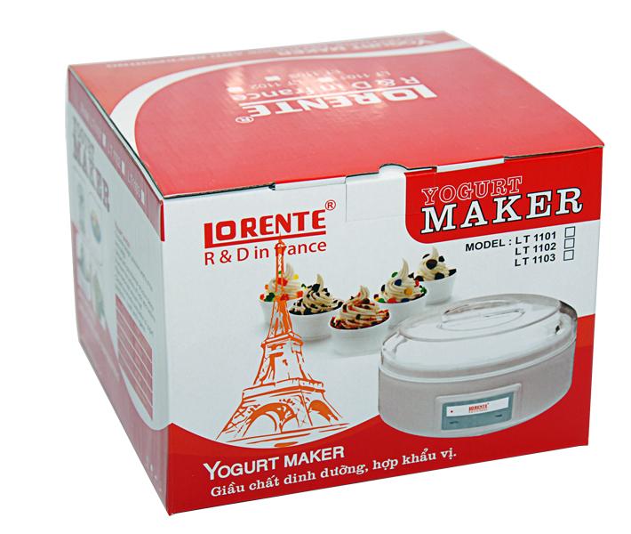 Máy làm sữa chua LORENTE 16 cốc