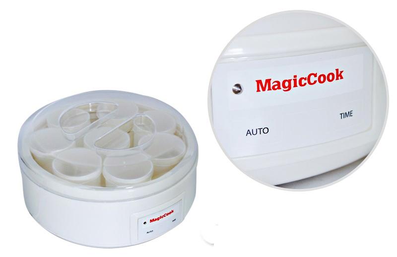 Máy làm sữa chua Magic Cook 16 cốc