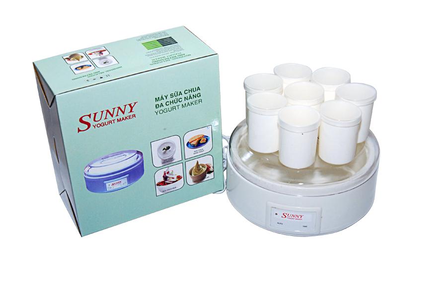 Máy làm sữa chua SUNNY 8 cốc