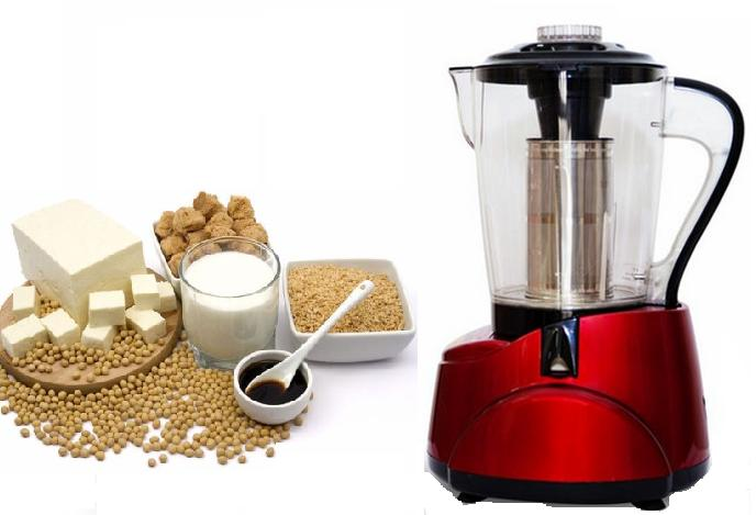 Máy làm sữa đậu nành Khaluck KL-881